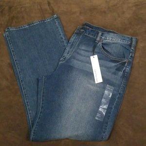 NWT Calvin Klein Bootcut Jeans 40x32
